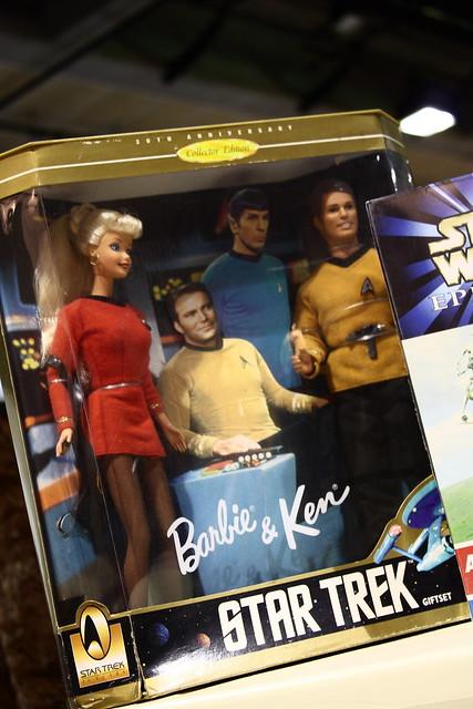 Barbie & Ken - Star Trek