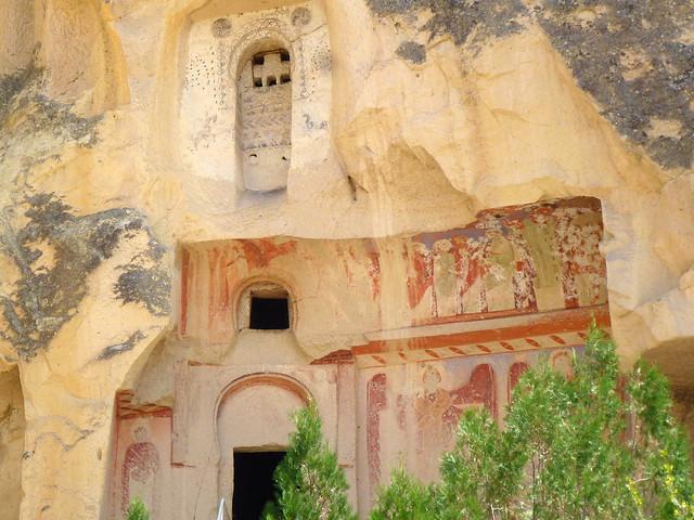 Turquie - jour 19 - De Çavusin à Mustafapasa - 004 - Çavuşin - Eglise de Nicéphore Phocas