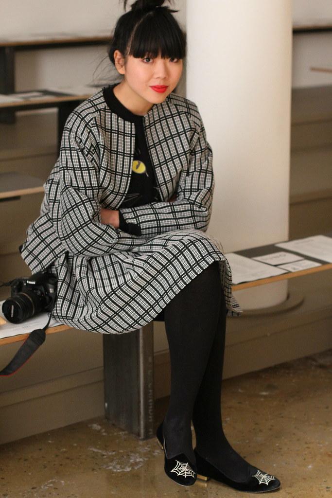 Susie Bubble at SUNO F/W 2012