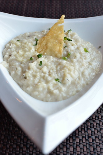 Four-Cheese Risotto