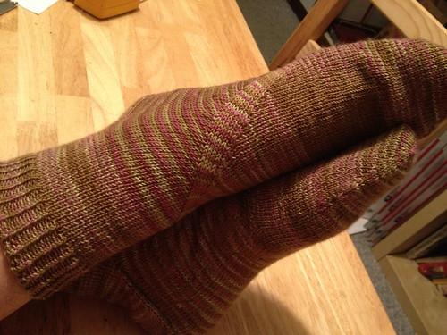 Socks: A Story Of Not Getting Gauge