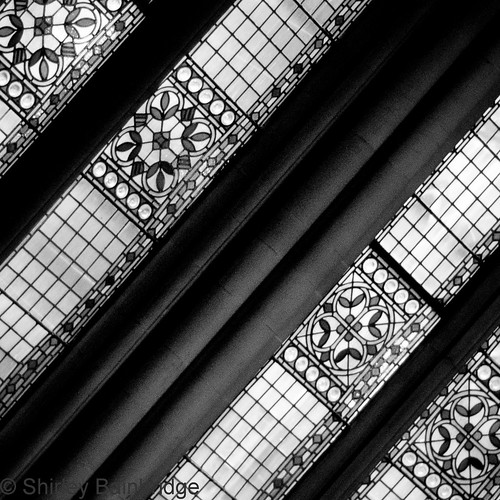 Manchester Town Hall Windows by The Neepster