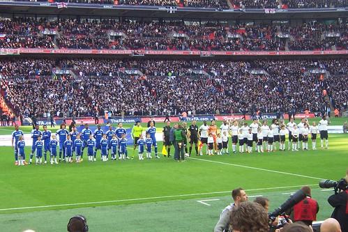 FA Cup Semi-Final Chelsea v Spurs