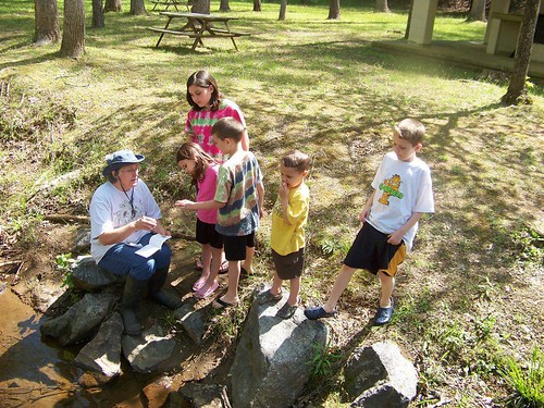 Earth Day at Fairy stone