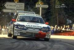 Peugeot 306 Maxi - Montecarlo 1998