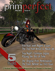 Prim Perfect: May 2012 - Cover