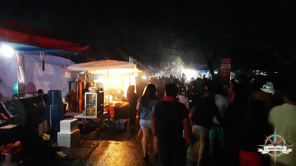 Wild hogs, Pork Burger stalls, KDCA, Kaamatan, Kota Kinabalu, Sabah, Chloe Tiffany Lee (4)