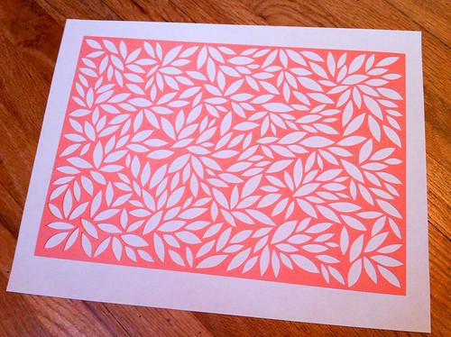 Paper cut designs