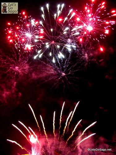 Finland Fireworks
