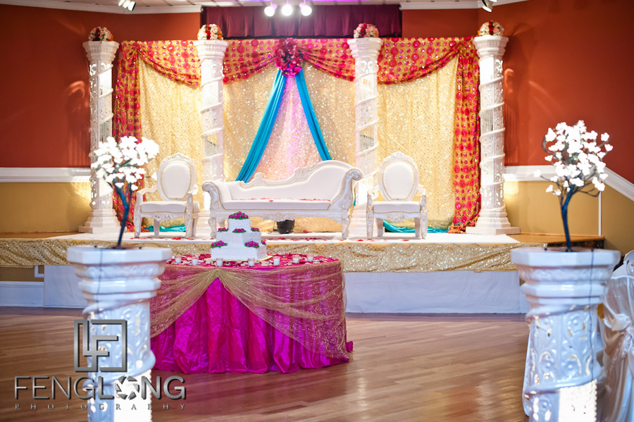 Z + A Pakistani Wedding | Fort Gordon Officer's Club | Augusta Destination Wedding Photographer