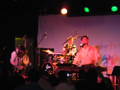 Thomas Dolby at Handlebar