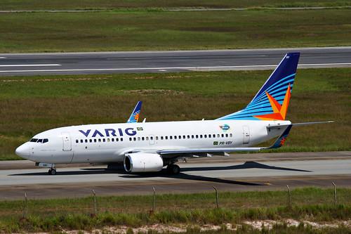 Varig (Gol) | Boeing 737-700