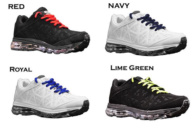 color lace choices