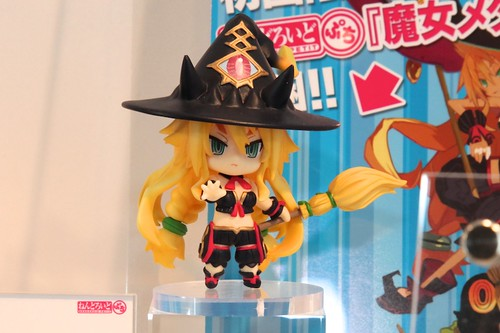 Nendoroid Petit Witch Metalica