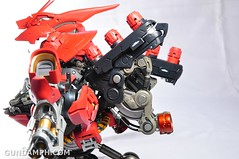 Formania Sazabi Bust Display Figure Unboxing Review Photos (102)