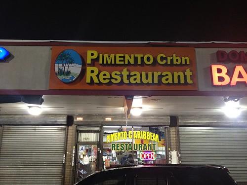 Outside Pimento