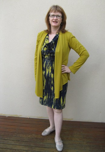 what I wore - 18/04/2012