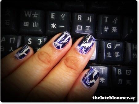 Cracked nails