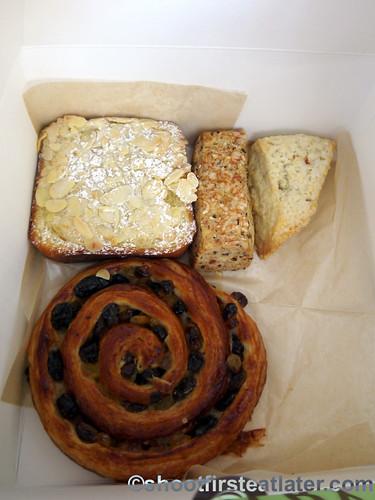 Bouchon Bakery pastries