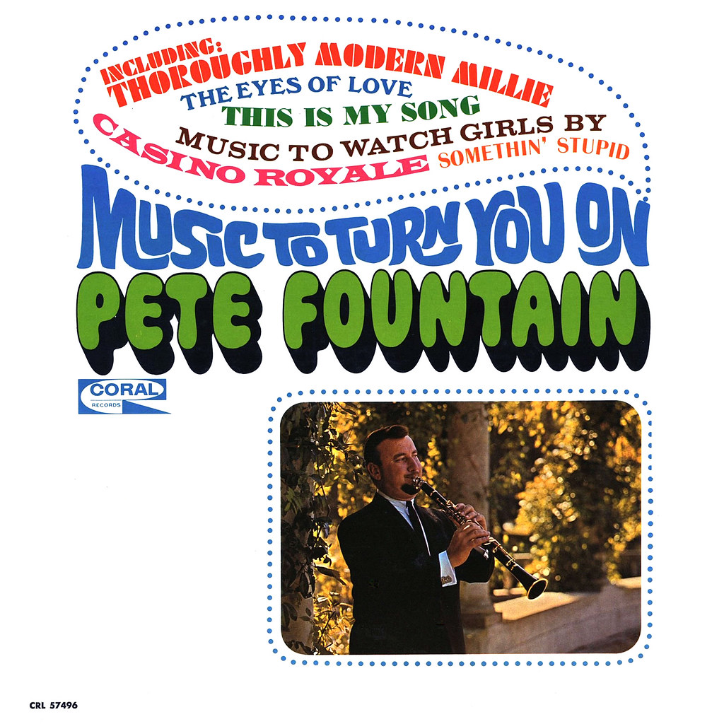 Pete Fountain - Music to Turn You On