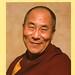 Dallai Lama in the UK