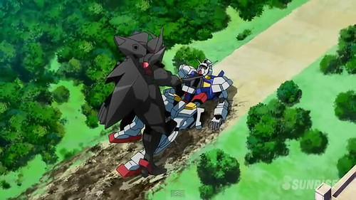 Gundam AGE Episode 18  Battle at the Graduation Ceremony Screenshots Youtube Gundam PH (32)