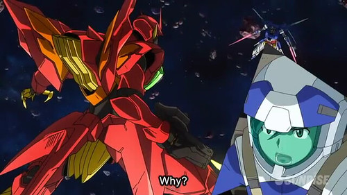 Gundam AGE Episode 20 The Red Mobile Suit Screenshots Youtube Gundam PH (25)