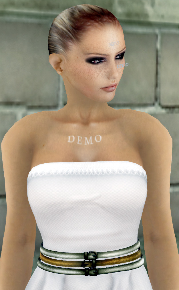 A New Approach to Mesh Avatars
