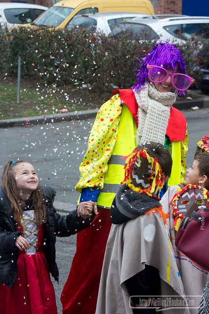 carnaval et confetti