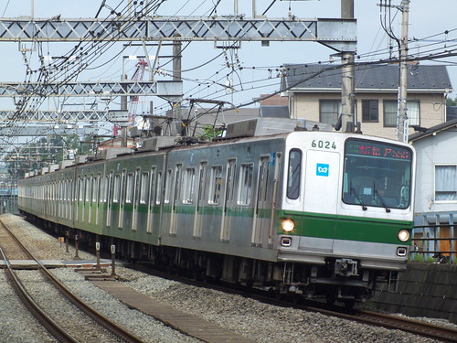 6124F @向ヶ丘遊園〜生田
