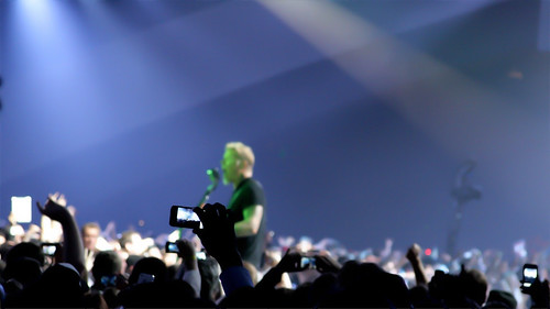 Metallica @ Dreamforce '11