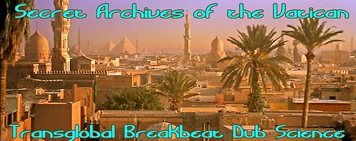 Imaginary ancient Cairo
