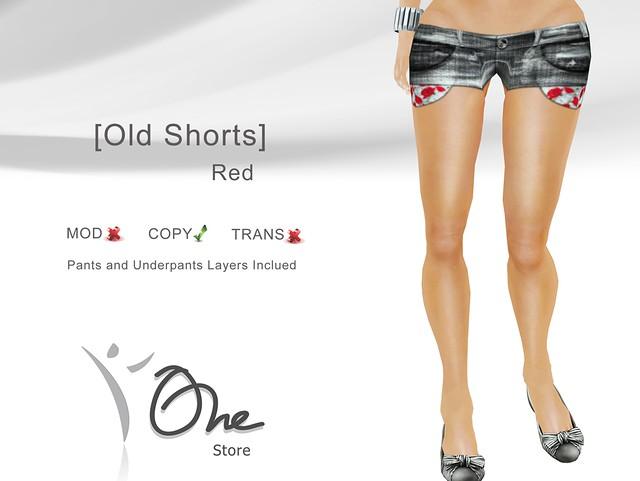 [Old Shorts] Red