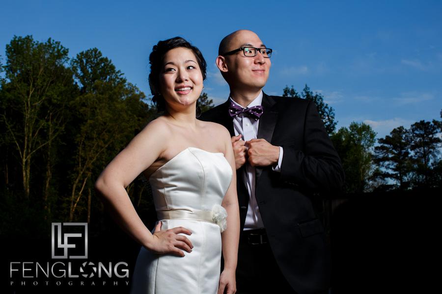 Esther & Jonathan's Wedding | Zion Korean United Methodist & The Tea Garden | Atlanta Duluth Korean Asian Wedding Photographer