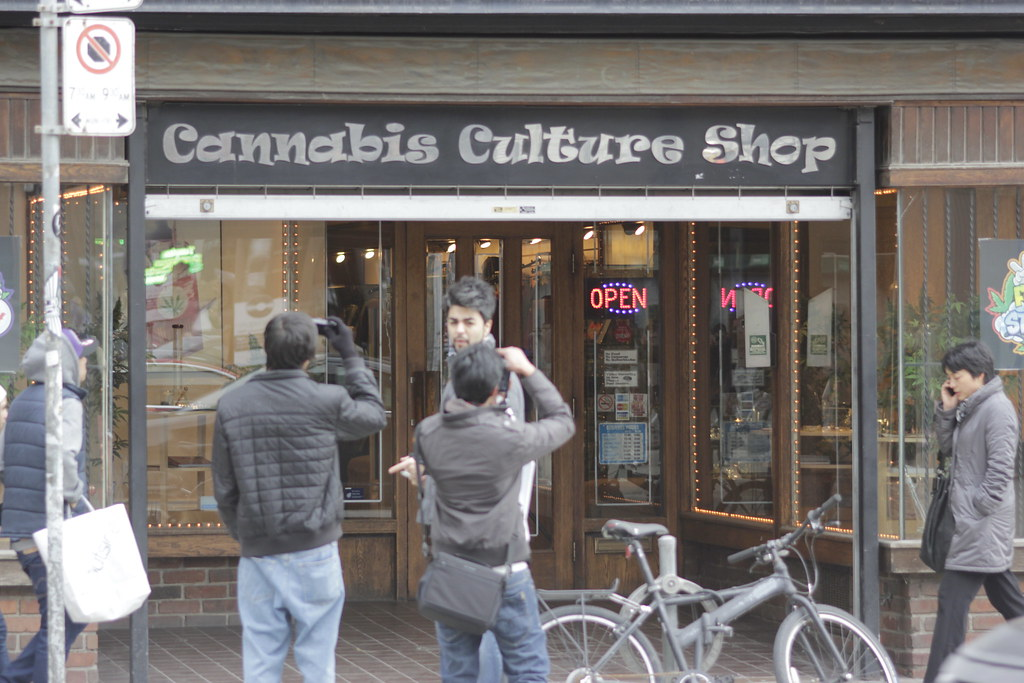 Cannabis Culture Shop