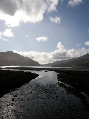 Loin Water and Loch Long
