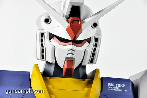 MSG RX-78-2 Bust Type Display Case (Mobile Suit Gundam) (44)