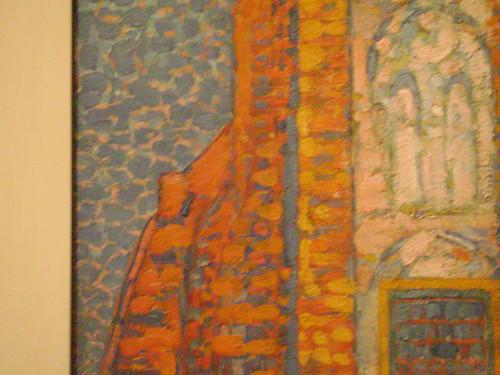 Mondrian detail
