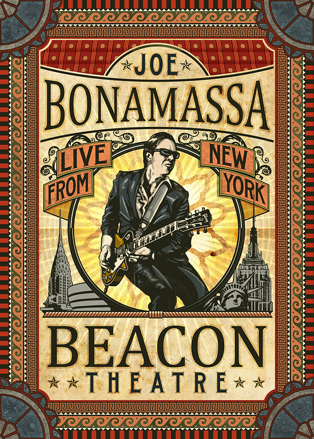 Joe Bonamassa: Beacon Theatre - Live From New York (DVD & Blu-ray)
