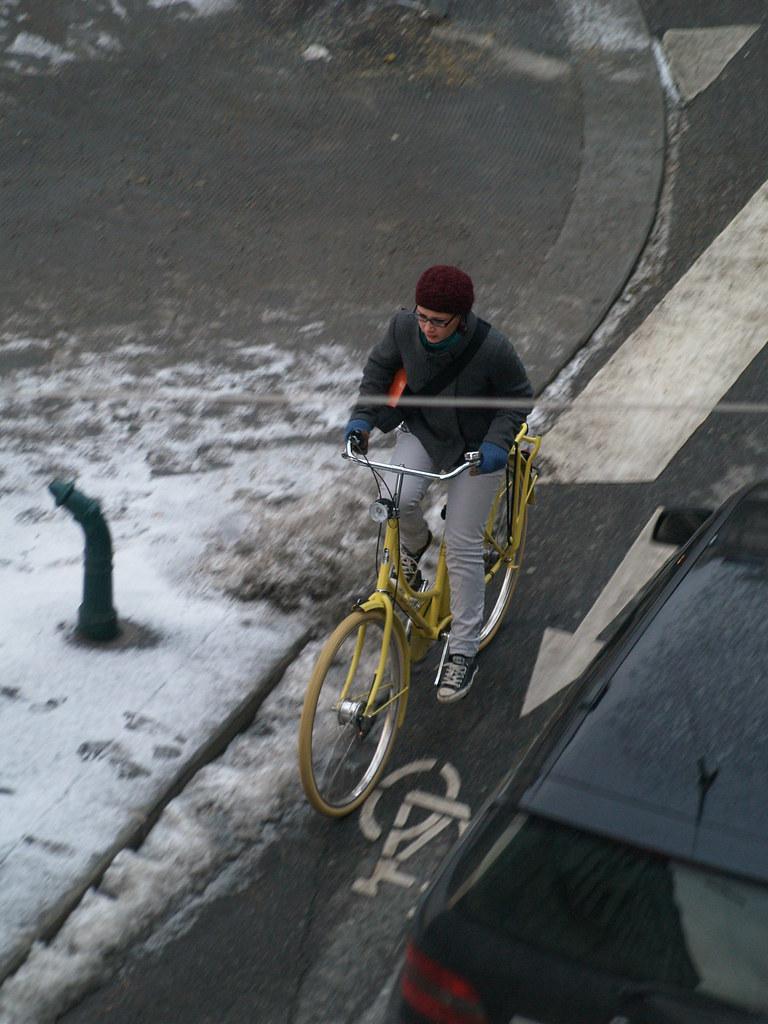 Yellow Bike II