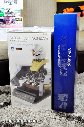 MSG RX-78-2 Bust Type Display Case (Mobile Suit Gundam) (2)