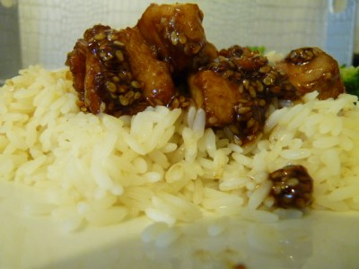 Please do not preserve left over rice-It is very unhealthy to eat it