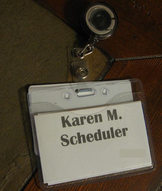 Work Badge