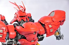 Formania Sazabi Bust Display Figure Unboxing Review Photos (75)
