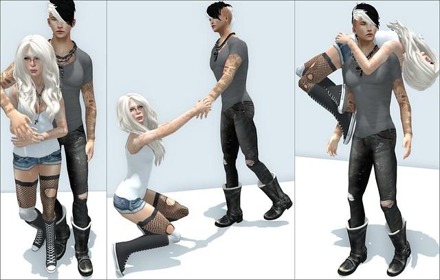 pose fair - evolve