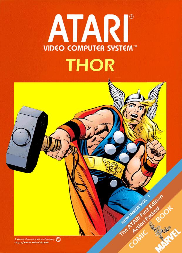 Thor for the Atari 2600