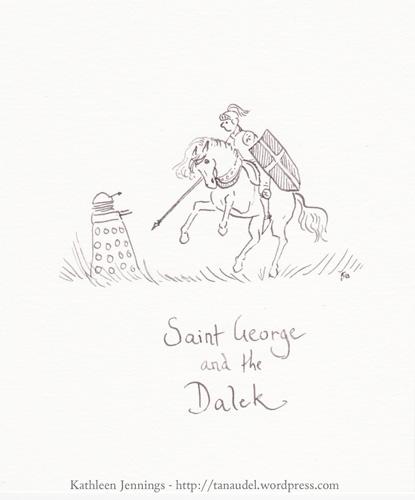 Saint George and the Dalek