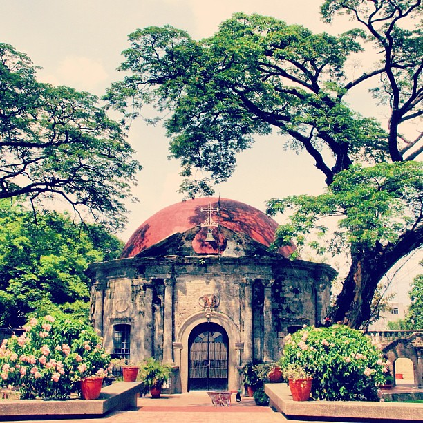 Church no. 6: Paco Church #visitaiglesia #manila #philippines