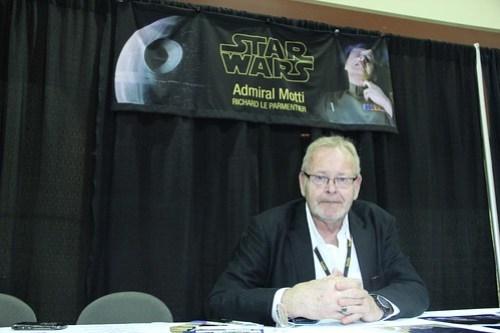 Star Wars star - MegaCon 2012