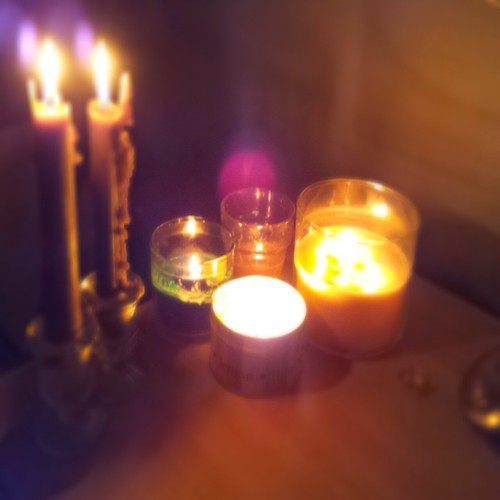59/366 - Candlelight by aithom2